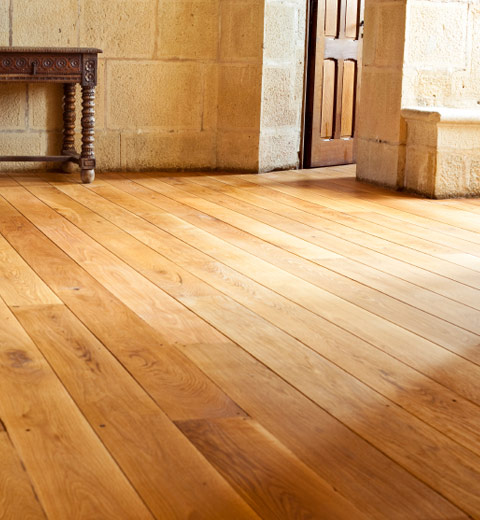Plywood for tiling floors